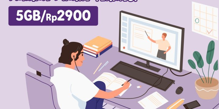Kuota Kelas Online, BOOSTR CONFERENCE Jadi Solusi Kamu Buat Belajar Dari Rumah